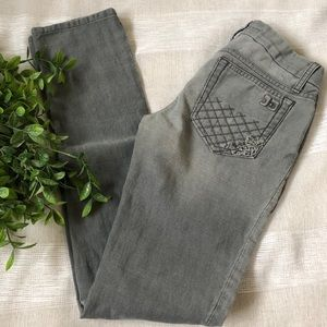 Joe's Jeans Grey Chelsea Fit